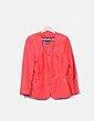 Traje chaqueta y falda rojo Escada