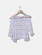 Torera crochet blanca NoName