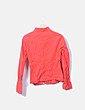 Camisa coral cuello V Adolfo Dominguez