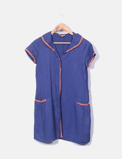 Vestido mini El Ganso