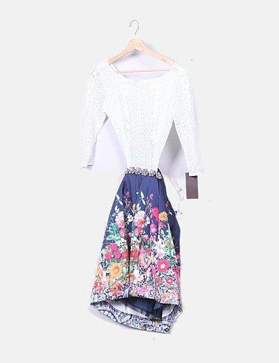 Ana Torres midi dress