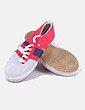Sneaker de cordones multicolor Williot