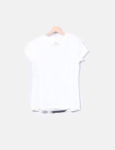 Fornarina Camiseta print mujer (descuento 72 %) Micolet