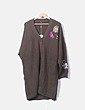 Cardigan tricot con pailettes Dixie
