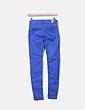 Pantalón azul electrico Stradivarius