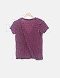 Camiseta marinera de rayas Zara