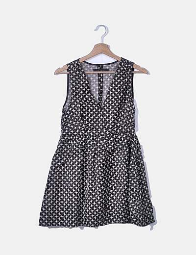 Vestido mini Mina UK
