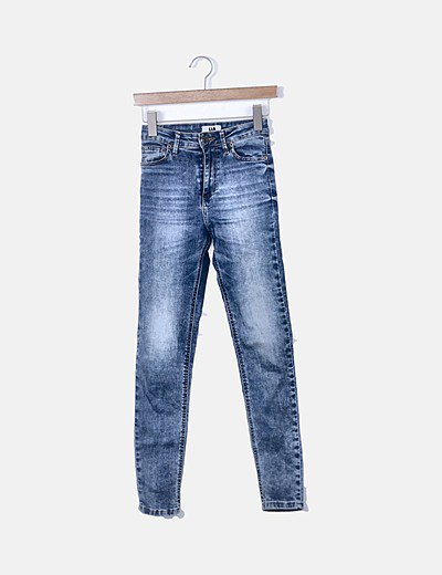 Lia Jeans cigarette trousers