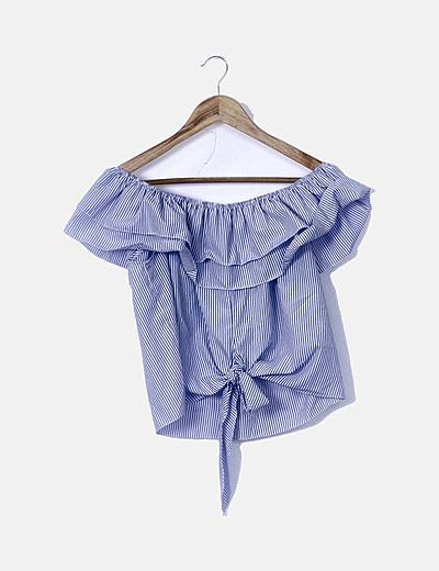 Inside blouse