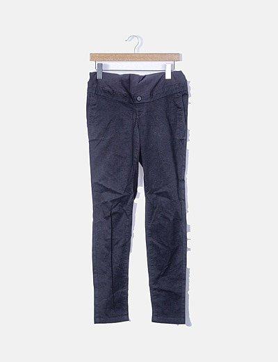 Pantalón premama azul marino