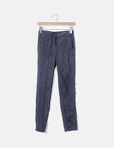Pantalón chino de espiga