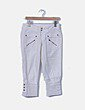 Jeans denim blanco bombacho Pepe Jeans