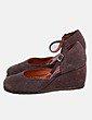 Sapatos de cunha Salmagodi