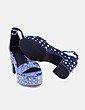 Bershka platform shoes