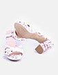 Sandali con tacco CHAMBY