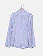 Camisa blanca de rayas Calvin Klein
