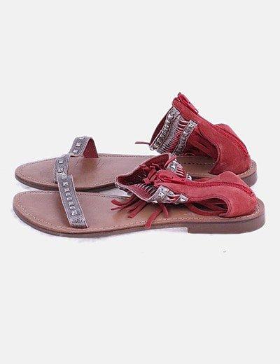 Sandálias de tacão Tamaris