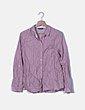 Camisa de manga larga con rayas C&A