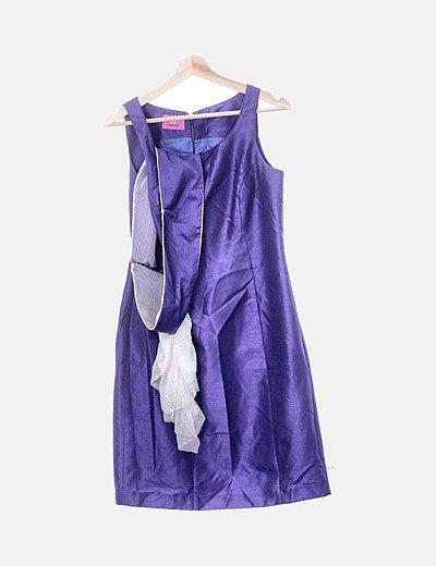 Vestido de alças Creasur