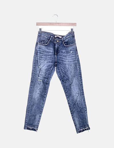 Calças skinny Zara