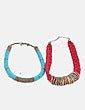 Conjunto de collares combinados NoName