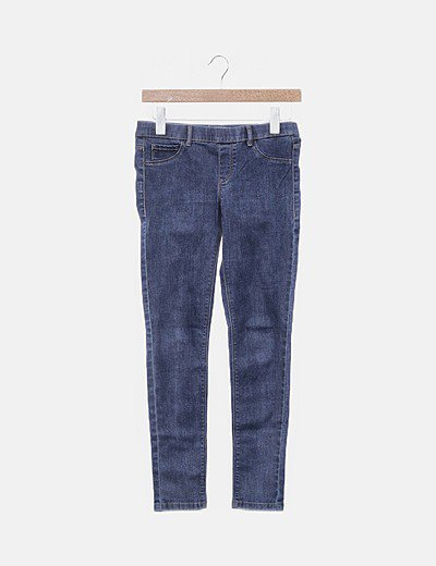 Jegging denim pitillo