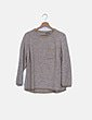 Jersey tricot con detalles gold Emilio Iglesias