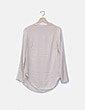 Blusa beige satinada H&M