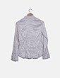 Camisa de rayas satinadas Zara