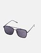 Gafas de sol aviador negro Quay Australia