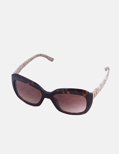 Gafas de sol patillas print serpiente