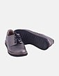 Zapato glitter con cordones Clarks