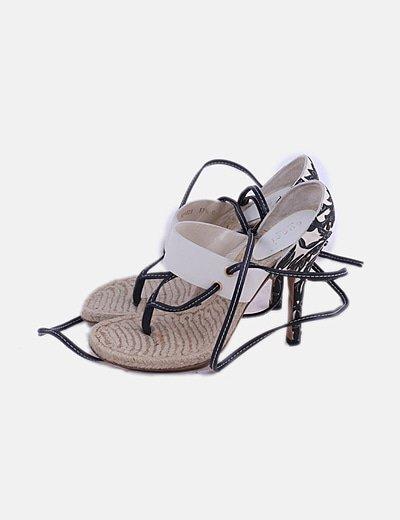Sandálias de tacão Gucci