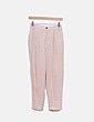 Pantalón baggy rosa palo Zara