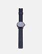 Reloj negro con correa de goma Lenovo