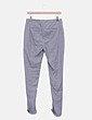 Pantalón chino gris jaspeado Primark