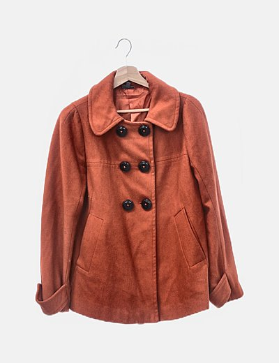 Trucco trench coat