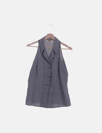 Camisa Tintoretto