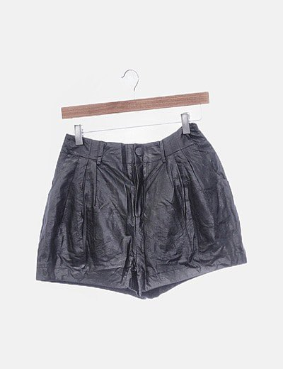 Short negro polipiel