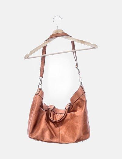 Borsa a spalla Genuine Leather Borsa a spalla Genuine Leather nn6hPgVG