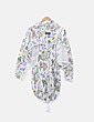 Parka ligera floral by Stella MCcartney Adidas