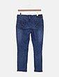 Jeans denim azul recto Comptoir des Cotonniers