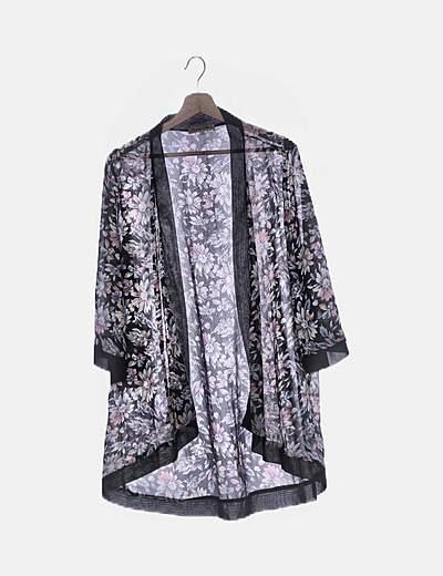 Kimono Cameo Rose