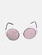 Gafas de sol cat eye combinadas NoName