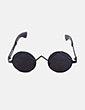Gafas de sol redondas negras LEZIFF
