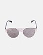 Gafas de sol metalizadas cat eye NoName
