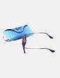 Gafas de sol montura goma azul Ray Ban
