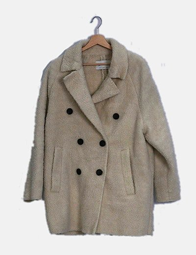 Stradivarius long coat