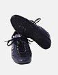 Sneaker acharolada gris Gioseppo