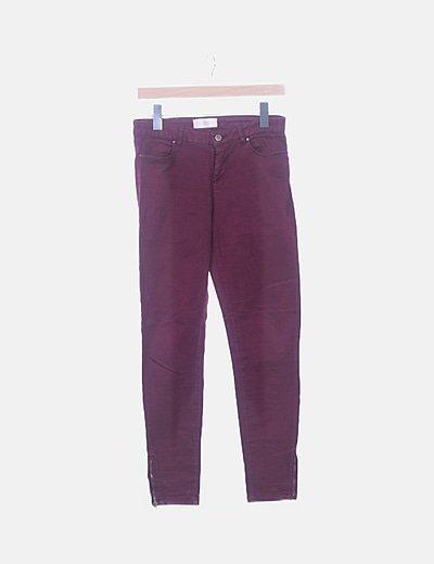 Pantaloni a sigaretta Zara